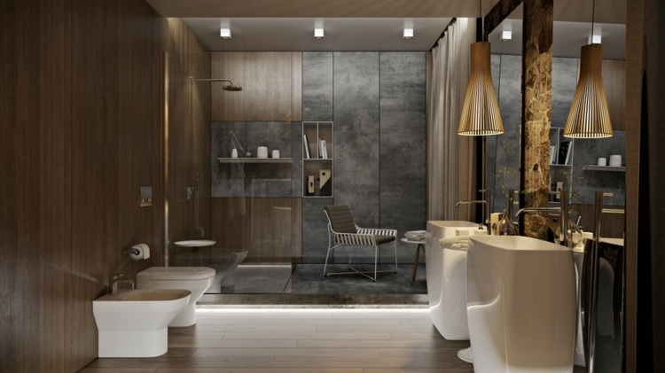 Badezimmer Luxus [haus.billybullock.us ]