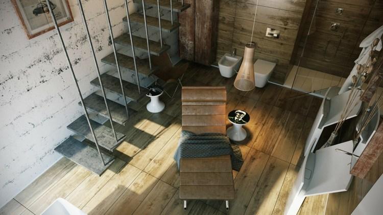 Luxus Badezimmer - 6 originelle Design Ideen im Detail - badezimmer im keller