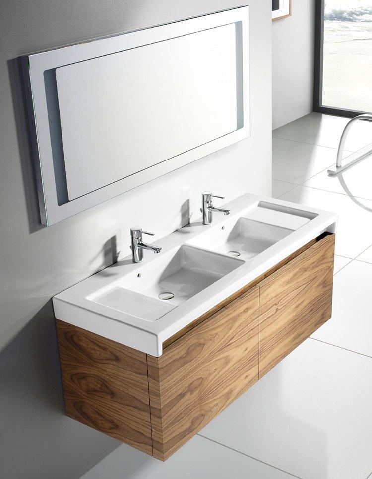 Badezimmer Unterschrank Für Doppelwaschbecken