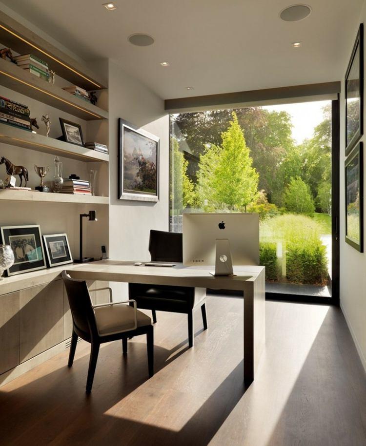 Home office mit ausblick design bilder  Home-office-mit-ausblick-design-bilder-60. awesome home office mit ...