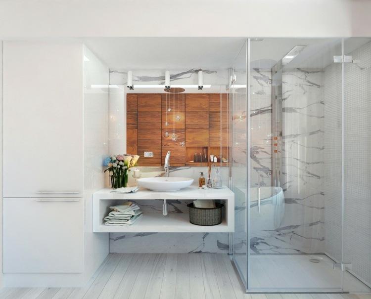 Luxus Badezimmer - 6 originelle Design Ideen im Detail - badezimmer konsole