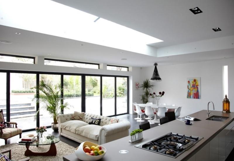 Chestha Esszimmer Wohnzimmer Idee - inneneinrichtungsideen wohnzimmer kuche