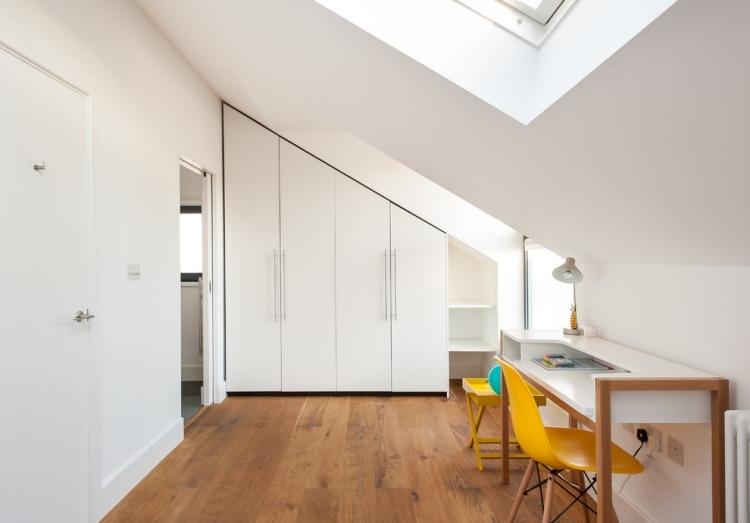 Schränke für Dachschräge - Ideen zur perfekten Planung - einbauschrank bei dachschrage mobel ideen bilder