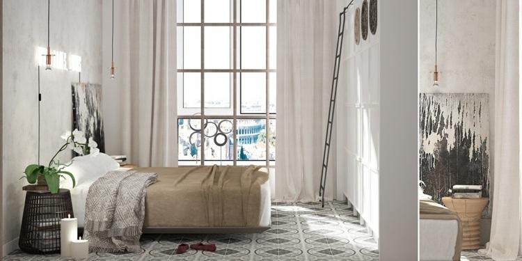 altbau einrichtung. stunning einrichtung mit exotischer deko ...