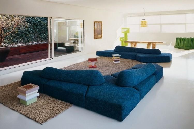 Xxl Sofas u2013 Moderne Designer Polstermöbel Im Xxl-Format jetwoman - kuschelige sofas corbeille sofa edra