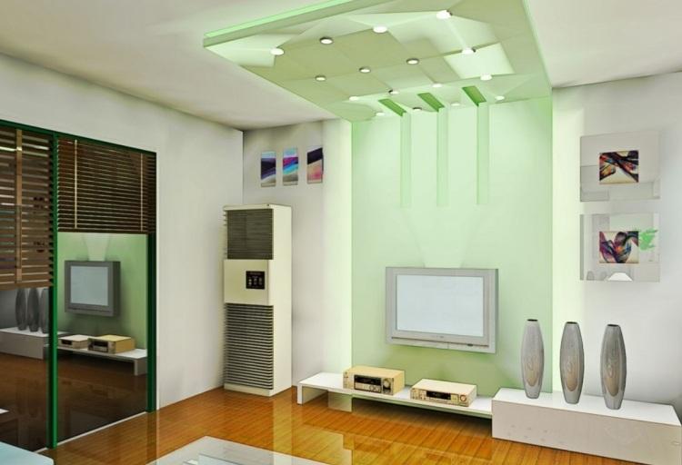 Zimmer streichen - welche Farbe für welches Zimmer - zimmer weis streichen