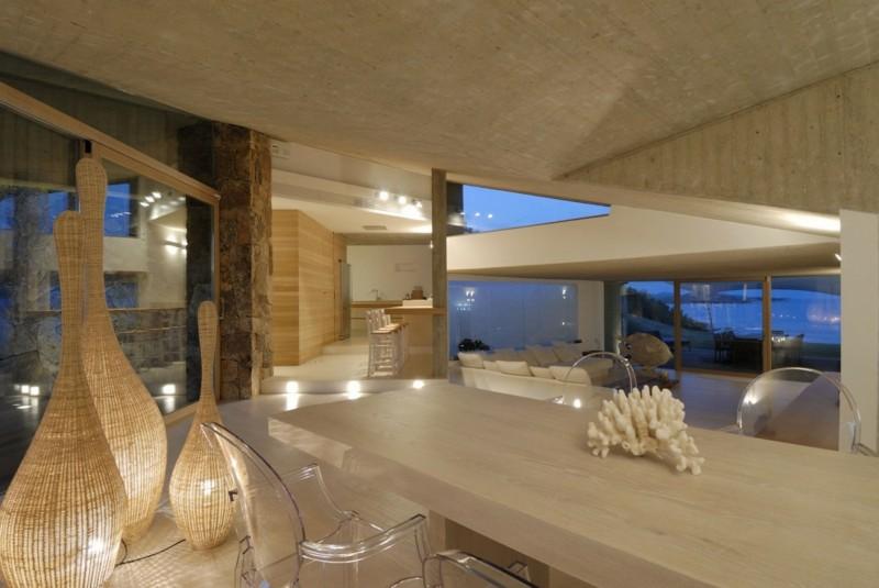Stunning einrichtungsideen im minimalistischen wohnstil for Minimalismus im haus