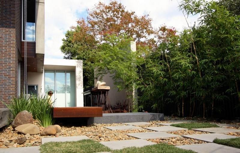 Kleiner Garten im Hinterhof - 88 moderne Gestaltungsideen - garten anlegen beispiele