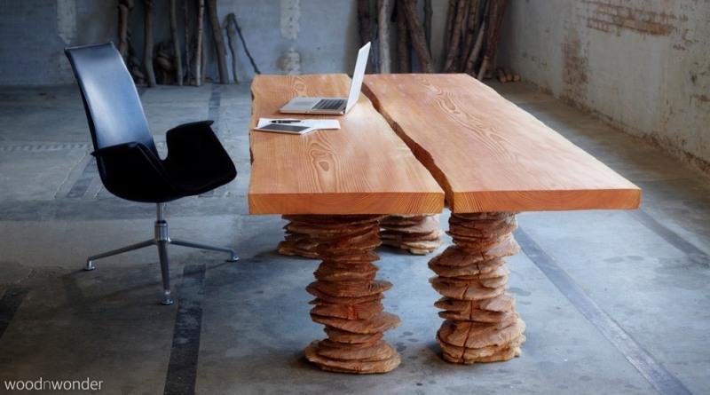 Dänische Massivholzmöbel - Design