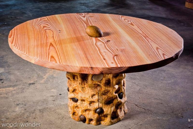 Dänische Massivholzmöbel handgefertigt aus Douglasie - danische massivholzmobel douglasie