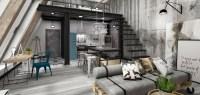 Industrial Design Mbel und offene Planung in 50 Bildern