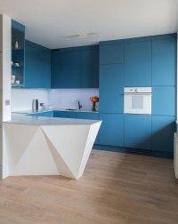 Welche Farbe fr Kche: 85 Ideen fr Fronten und Wandfarbe