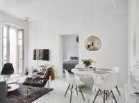 Einladendes Wohnzimmer in Wei einrichten - 80 tolle Ideen