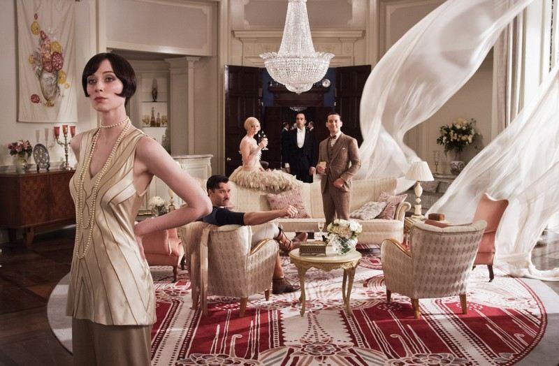 20er Jahre Mode   Von Gatsby Inspirierte Outfits   Badezimmer 20er Jahre
