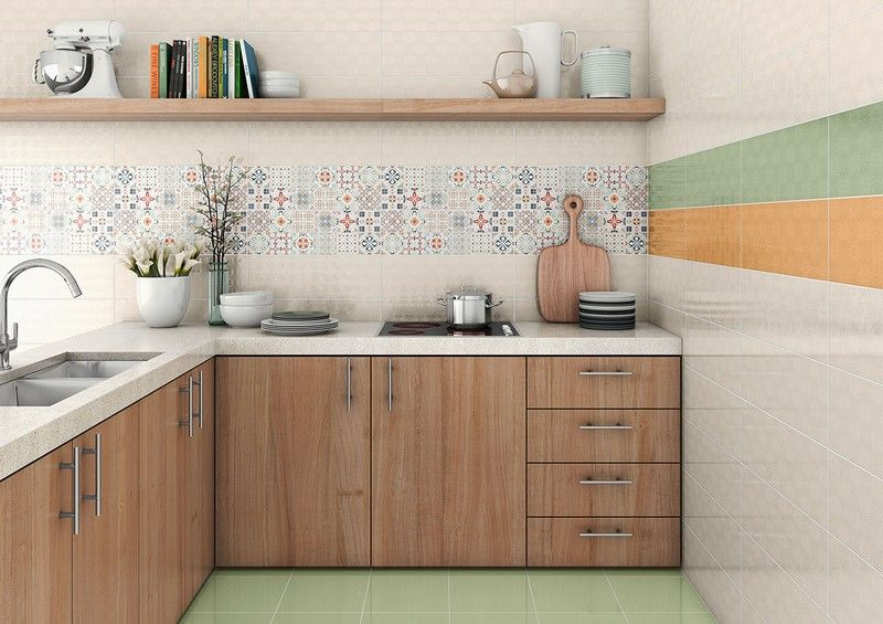 Fliesenspiegel Küche Ideen