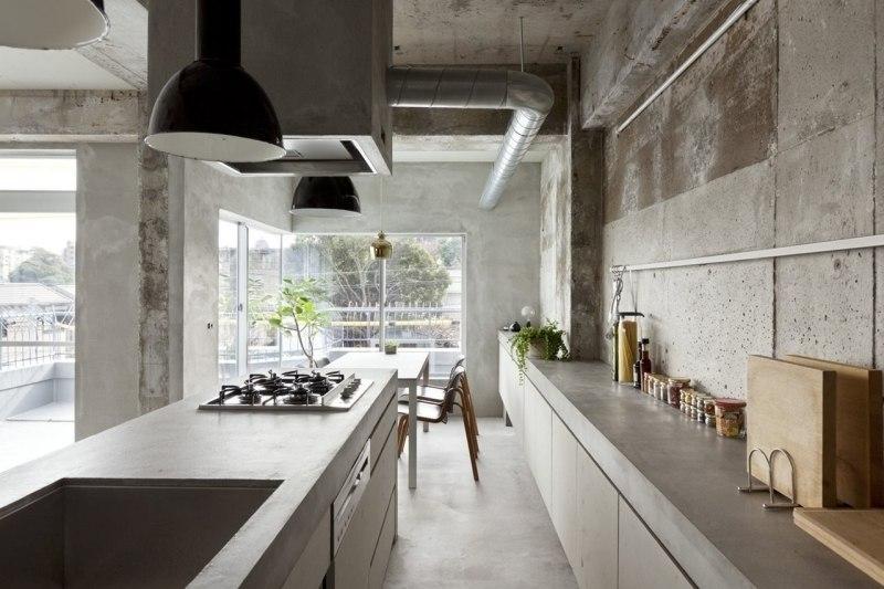 stunning wandgehangtes waschbecken beton trendiges design ...