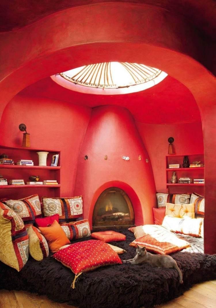 Wohnzimmer Arabisch Einrichten 50 Orientalische Wohnideen Mit