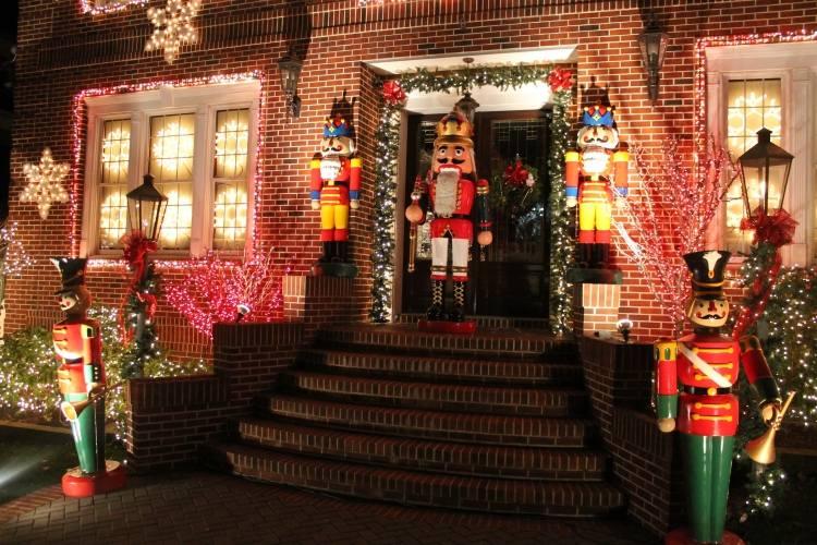 Weihnachtsdeko Außen Beleuchtet