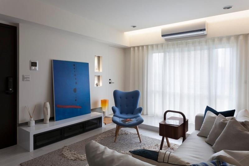 Wohnzimmer Beige Blau ~ Home Design Inspiration - wohnzimmer beige blau