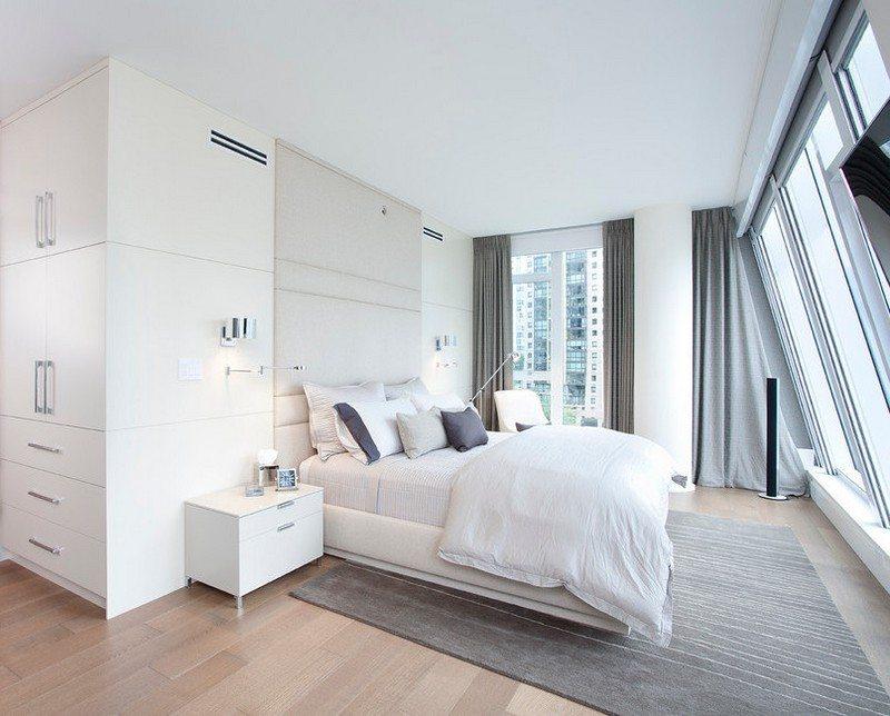 Moderne Tapeten Schlafzimmer Dachschräge