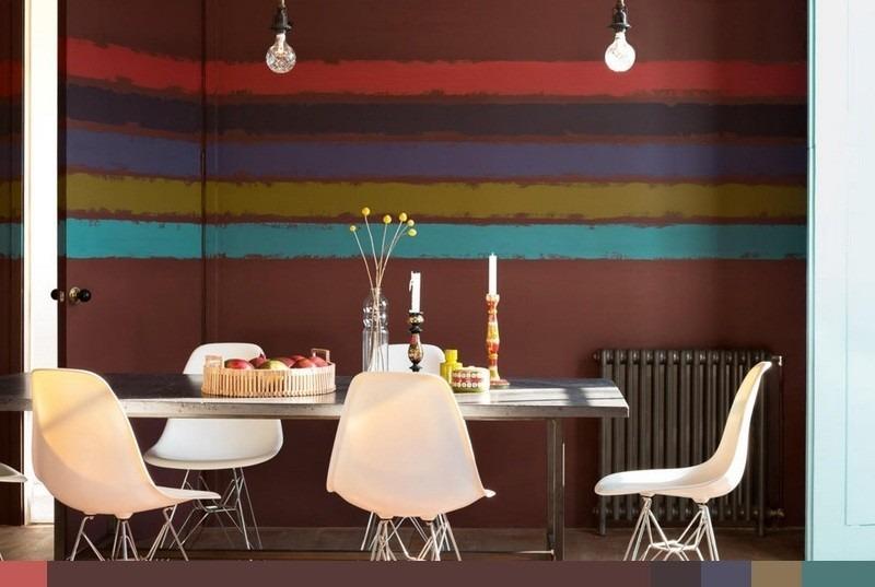 Warme Farben Fürs Schlafzimmer | Wandfarbe Olivgrün Entspannt Die ...