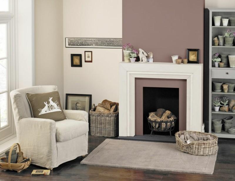 Wohnraumgestaltung mit Farben - 50 Beispiele - wohnzimmer farben fotos