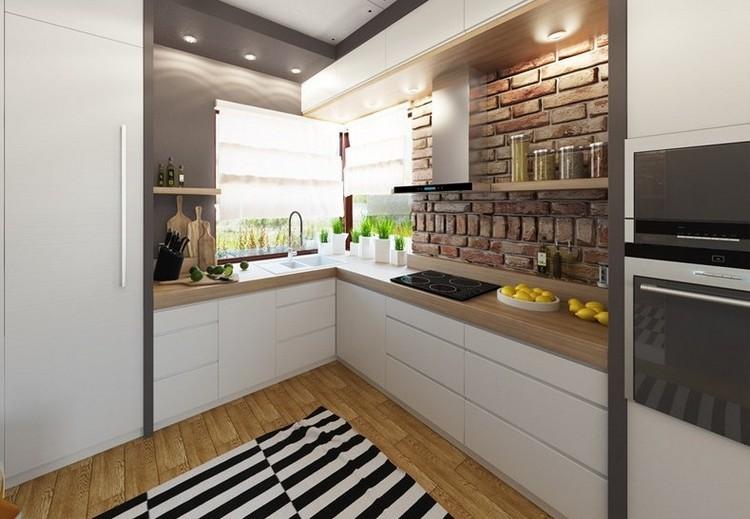 Stilrent kjøkken med slette kanter og gripelister - brillante kuchen ideen siematic