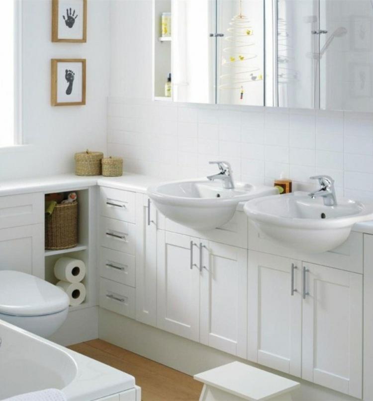 Schmale Regale Für Badezimmer