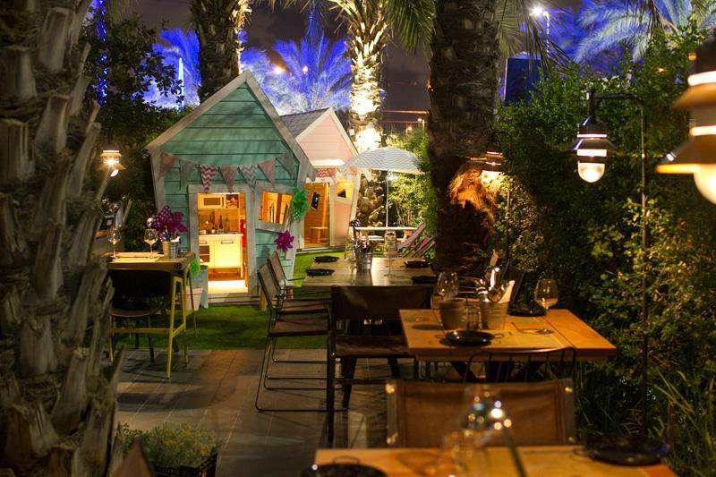 Gewurz gartengestaltung im restaurant segev  Gewurz Gartengestaltung Im Restaurant Segev. awesome hanglage ...