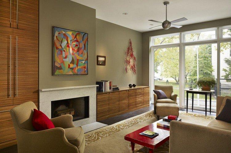 Wandfarbe grun kuche magnolia ~ Ideen für die Innenarchitektur - kuchenwand grun