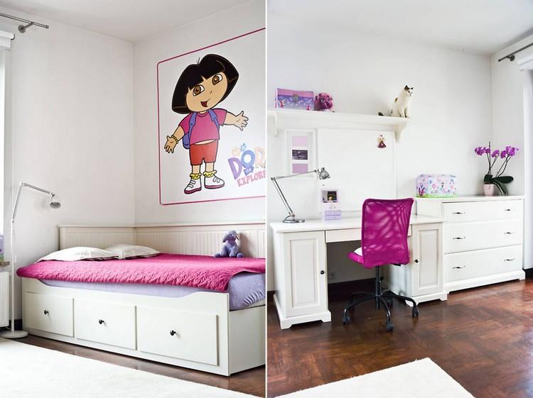 Kleines Kinderzimmer einrichten - 56 Ideen für Raumlösung - wie kinderzimmer einrichten