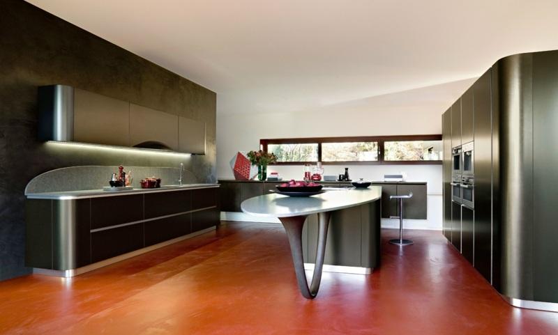 matt schwarze kuchen hausbillybullock - schwarze kuche tipps bilder interieur