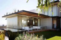 Moderne Terrassenberdachung