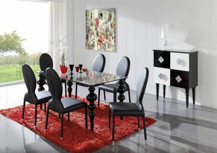 stunning esszimmer in rot 15 ideen tipps gallery - house design ... - Esszimmer In Rot 15 Ideen Tipps