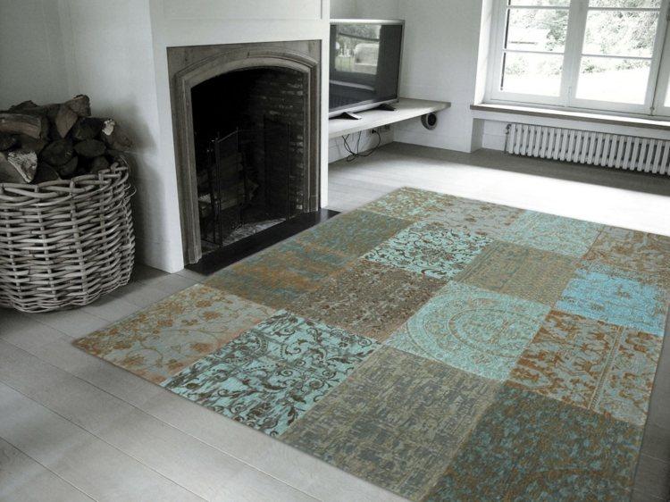 Teppich wohnzimmer grau hausdesign paasprovider