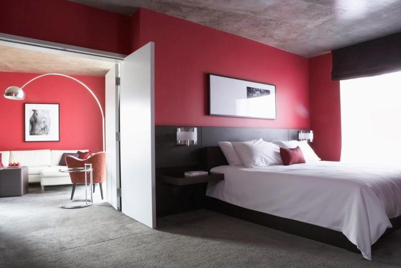 37 Wand Ideen zum Selbermachen - Schlafzimmer streichen - schlafzimmer wie streichen