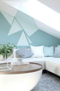 Wand streichen: Muster und 65 Ideen fr einen neuen Look
