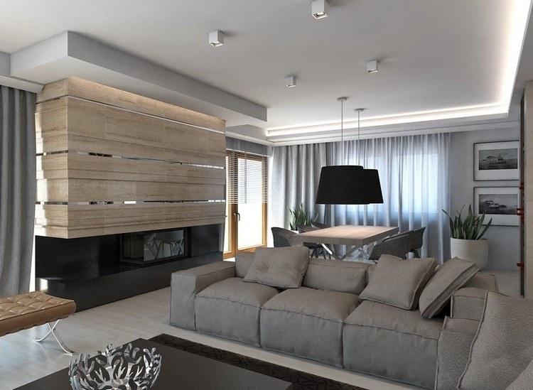 ehrfurchtiges wohnzimmer mit steinoptik beste pic oder wandgestaltung wohnzimmer steinoptik wandpaneele spiegel streifen kamin
