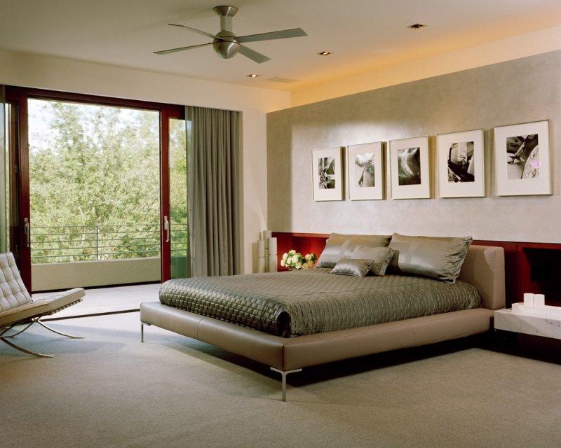 Bilder für Schlafzimmer - 37 moderne Wandgestaltungen - schone wandbilder schlafzimmer