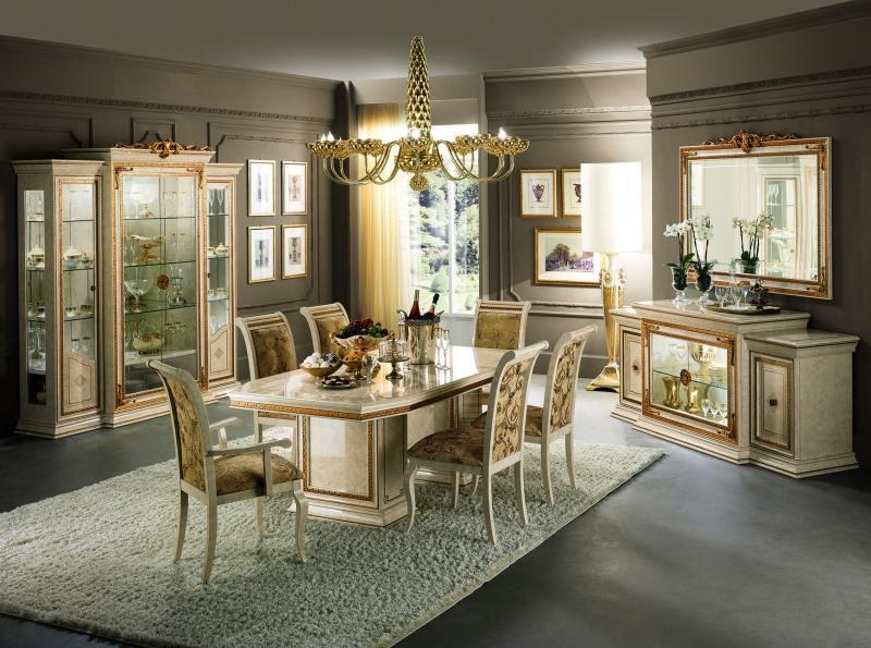 Esstisch im Antik - Look 37 Designer Möbel - esszimmer barock