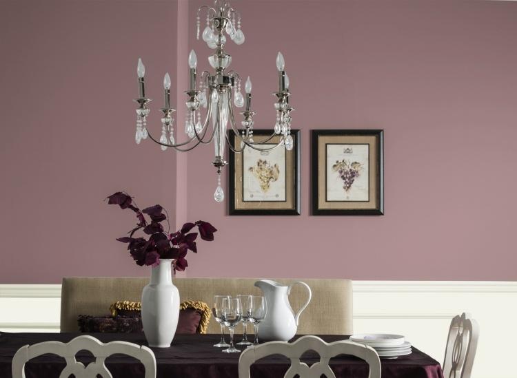 Altrosa Wandfarbe F252;r Romantisches Ambiente In 38 Bildern