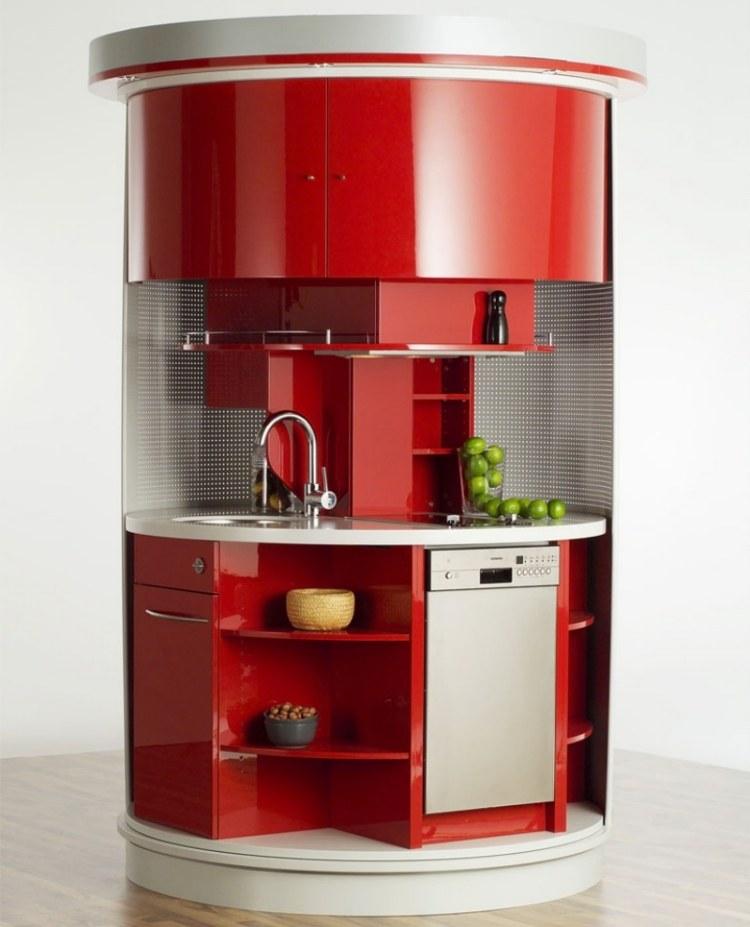Hi Tech Kuche Villawebinfo   Moderne Kucheneinrichtung Mit Gewissem Biss