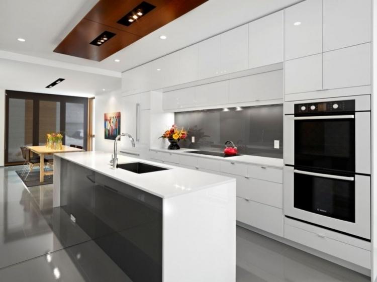 Anthrazitgrau Moderne Küchen U2013 Massdentsinfo   Moderne  Kucheneinrichtungen Hi Tech