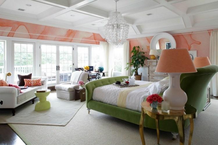 Stunning Die Farbe Koralle Interieur Teil 1 Ideas - Amazing Home ...