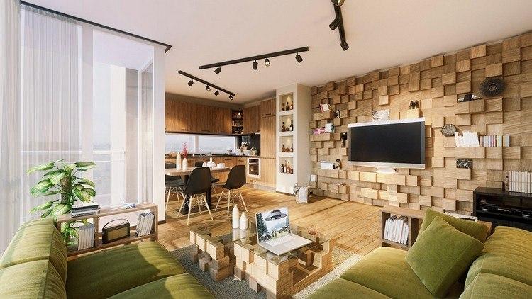 Wohnzimmer Ideen Wandgestaltung Holz rheumri - wandgestaltung wohnzimmer beispiele