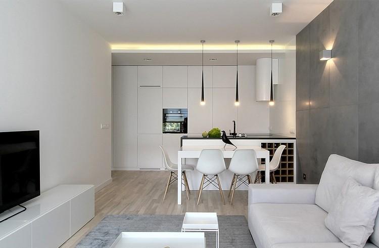 Kleines Wohn Esszimmer einrichten - 22 moderne Ideen - wohnzimmer esszimmer ideen