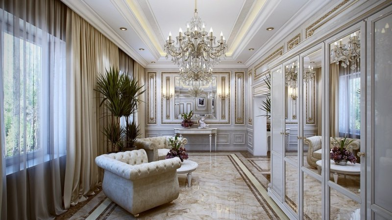 Stunning Franzosische Luxus Einrichtung Barock Design Photos ...