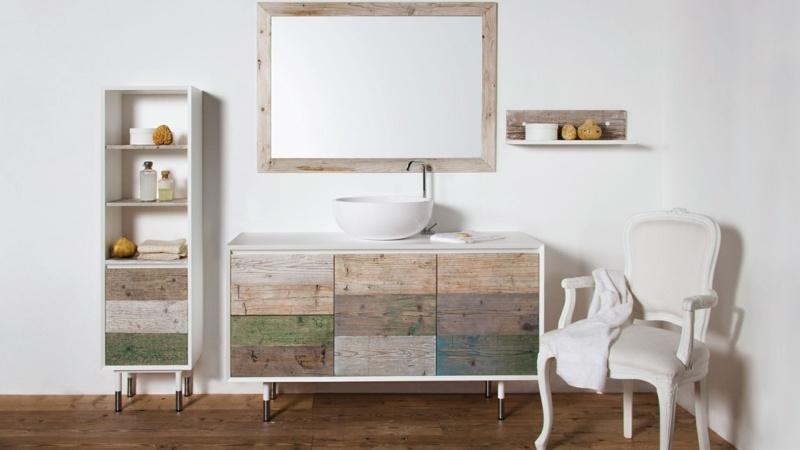 Badezimmer Modern Beige Grau Mbel Mbel Rustikal Modern Moderne    Badezimmermbel Rustikal