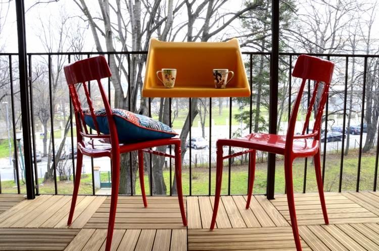 Balkonmobel Design Ideen Optimale Nutzung. 25+ legjobb ötlet a ...