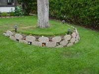 Praktische Beton Garten Steine VERDURA von Soil Retention
